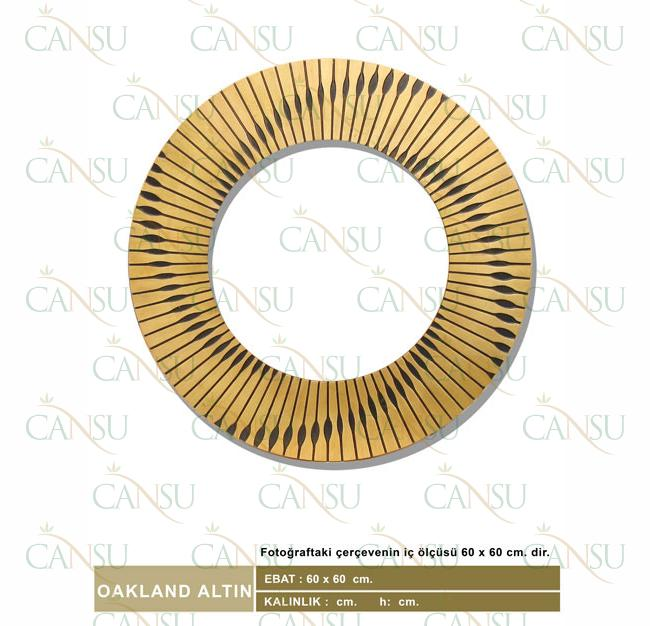 Poliüretan Çerçeveler, Model No: CT-PC-4045