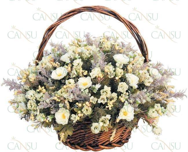 Ankara Cansu çiçekçilik Yapay çiçek Tanzimleri